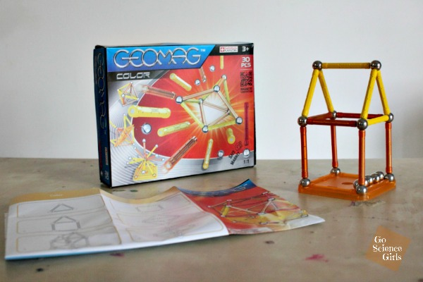 Geomag Colour 30 piece boxed set
