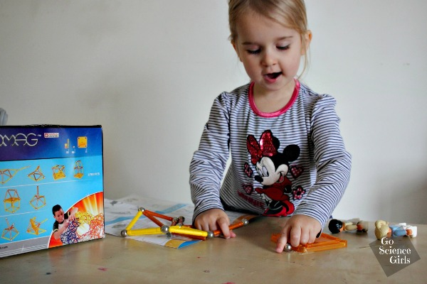 Geomag colour play for girls