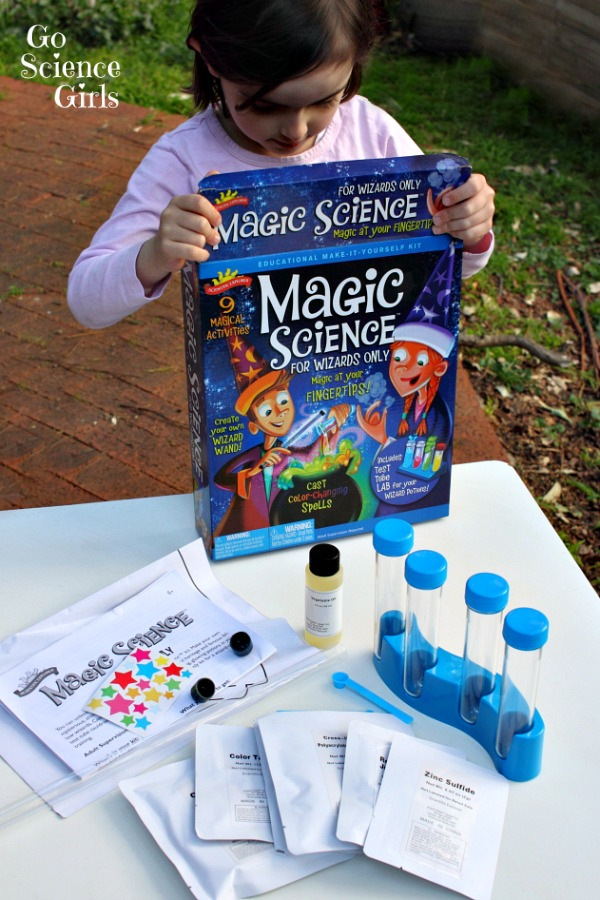Review Magic Science for Wizards Only