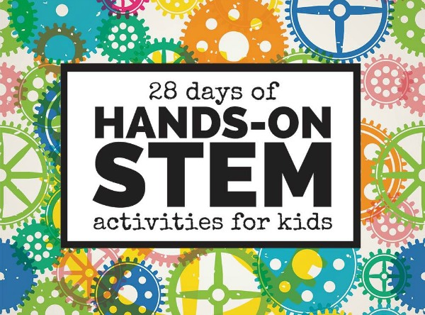 28 Days of Hands On STEM