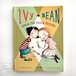 Book Review Ivy and Bean Break the Fossil Record