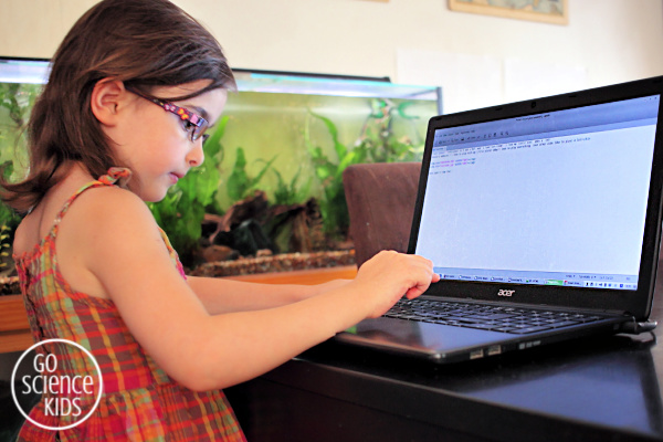 Coding for 5 year olds