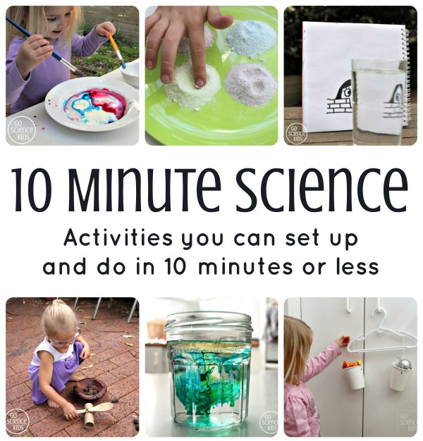 10 Minute Science