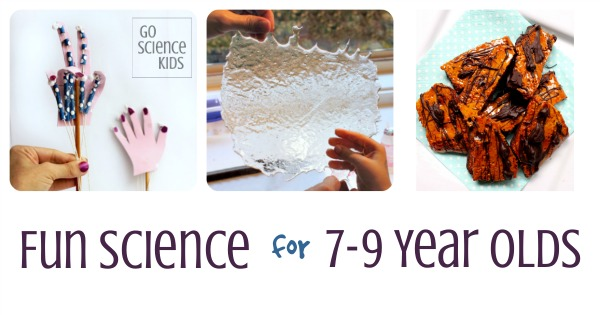 Fun Science for 7-9 Year Olds