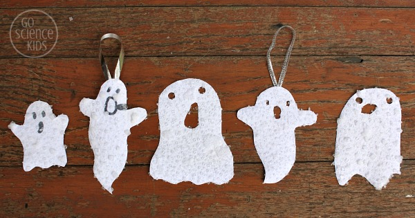 salt crystal ghosts