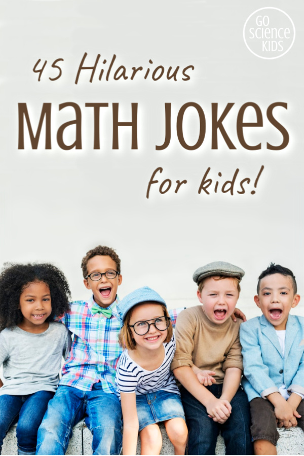 45 Hilarous Math jokes for kids