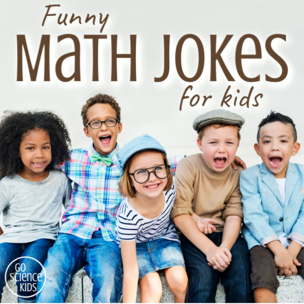 Funny math jokes for kids square