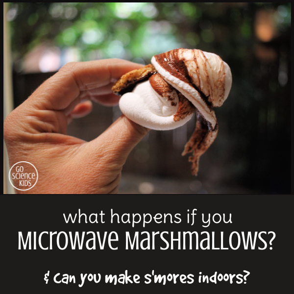 what happens if you microwave marshmallows