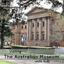 Visiting the Australian Museum {with Kids!}