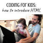 coding for kids how to introduce html