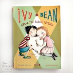 Book Review: Ivy and Bean Break the Fossil Record