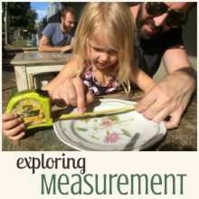 Exploring Measurement at a Cafe