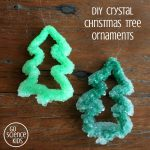 Crystal Christmas Tree Ornaments