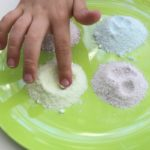 Make fizzy sherbet at home for an edible chemistry lesson for kids
